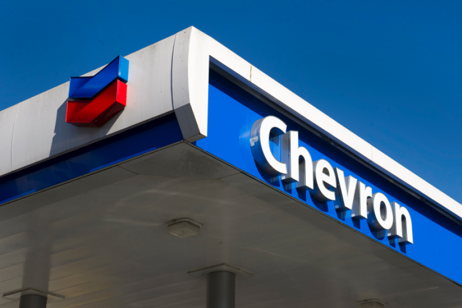 Service Station Package for Chevron